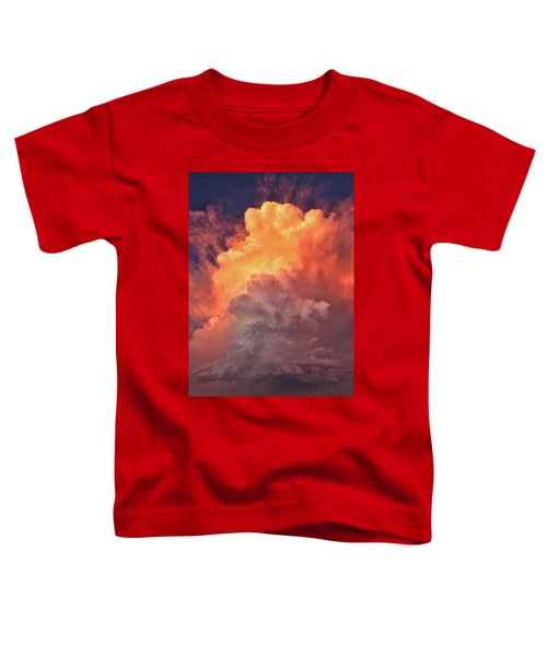 Epic Storm Clouds Toddler T-Shirt