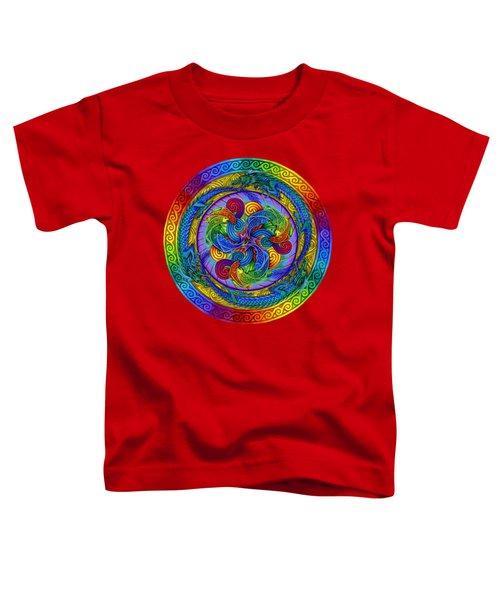 Epiphany Toddler T-Shirt by Rebecca Wang