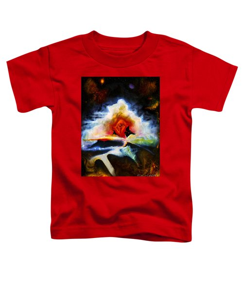 Eruption Toddler T-Shirt