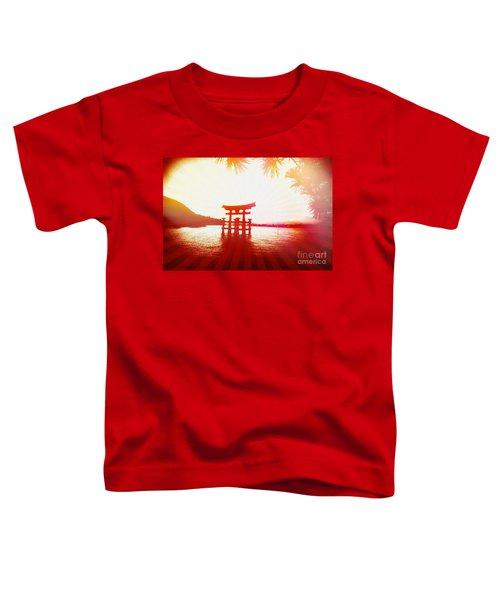 Eternal Japan Toddler T-Shirt