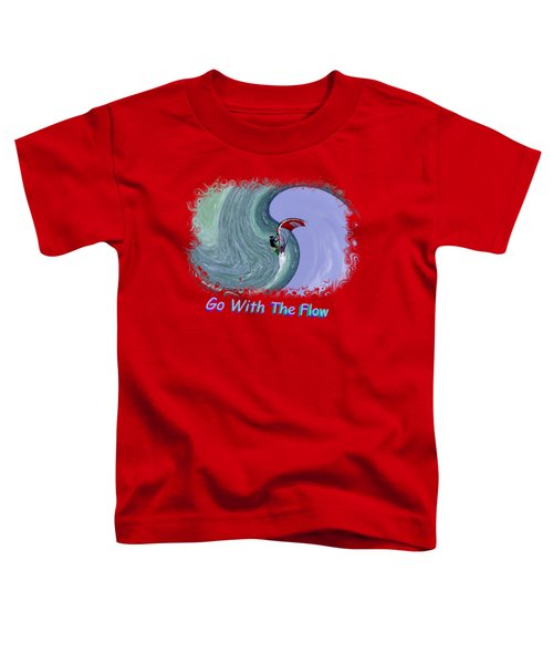 Exhilaration 2 Toddler T-Shirt