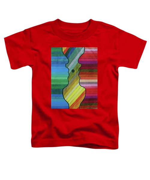 Faces Of Pride Toddler T-Shirt
