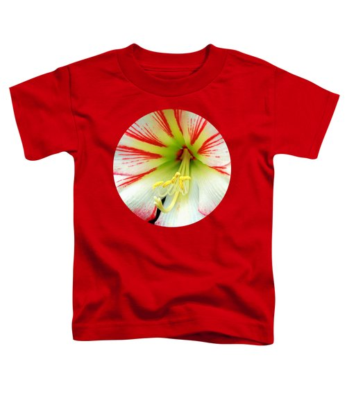 Fairy Tale Amaryllis Toddler T-Shirt