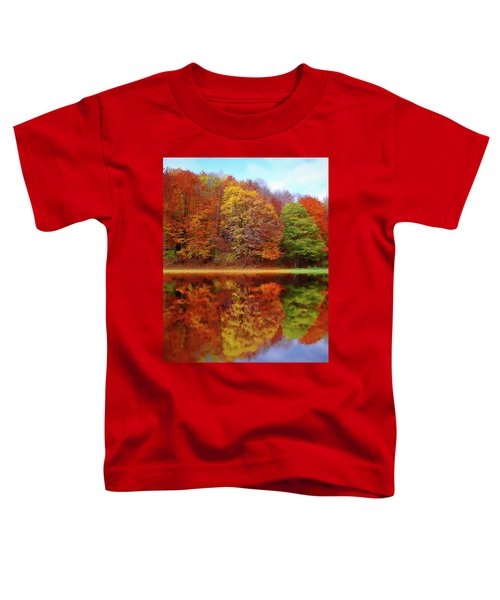Fall Waters Toddler T-Shirt