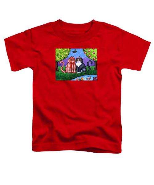 Feeling Koi Toddler T-Shirt