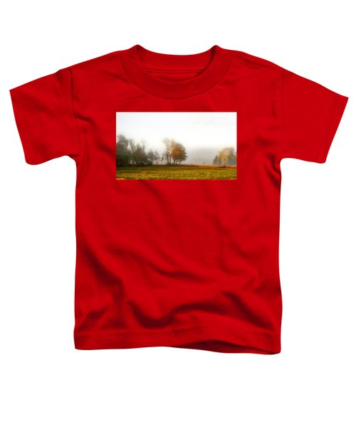 Field Of The Morn Toddler T-Shirt