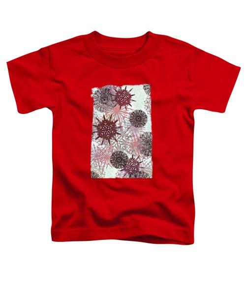 Flakes Love Toddler T-Shirt by AugenWerk Susann Serfezi