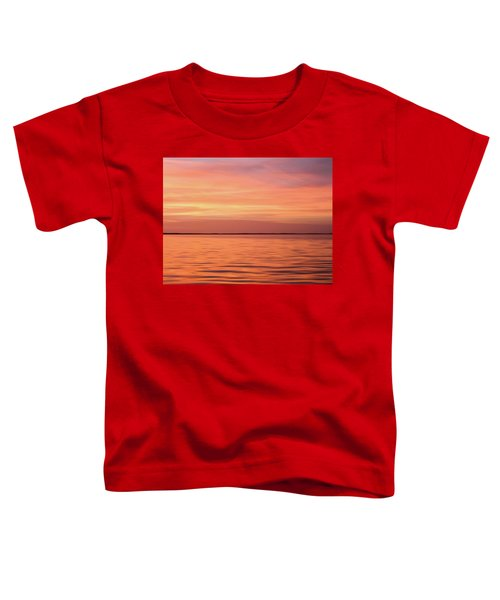 Florida Keys Sunset Impressions Toddler T-Shirt