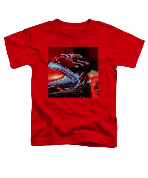 Ford Greyhound Toddler T-Shirt