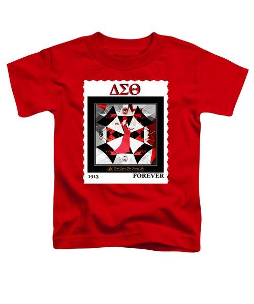 Forever Delta  Toddler T-Shirt
