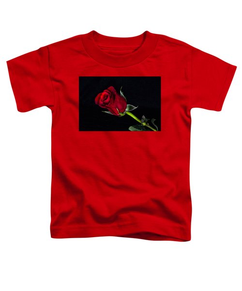 Forever Lasting Rose  Toddler T-Shirt