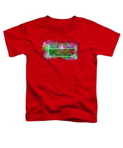 Forgive Brick Pink Tshirt Toddler T-Shirt