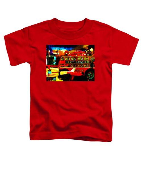 Forgotten British Toys Toddler T-Shirt