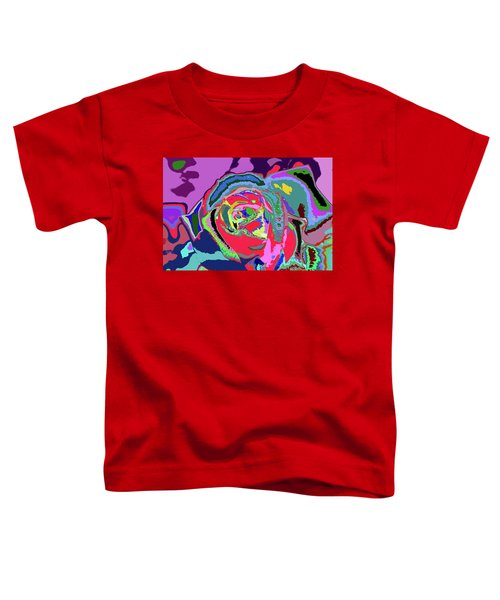 Fragrance Of Color  Toddler T-Shirt