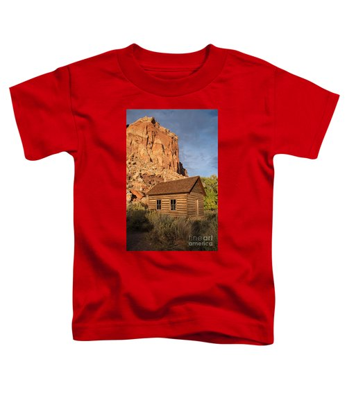 Fruita School Toddler T-Shirt
