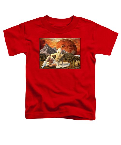 Fuan At Dawn Toddler T-Shirt