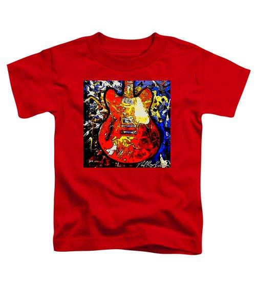 gibson ES-335 rework Toddler T-Shirt
