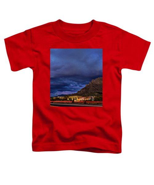 Gathering Storm Op51 Toddler T-Shirt by Mark Myhaver