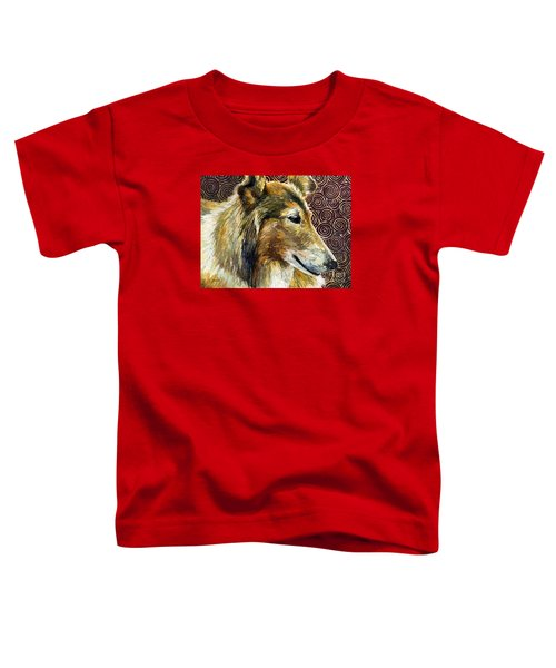 Gentle Spirit - Reveille Viii Toddler T-Shirt