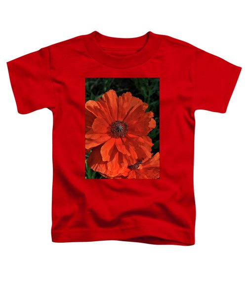 Giant Mountain Poppy Toddler T-Shirt