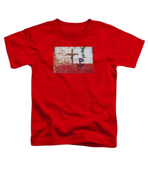 God, Honour, Fatherland Toddler T-Shirt