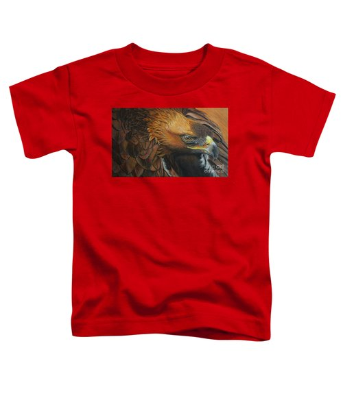 Golden Eagle Toddler T-Shirt