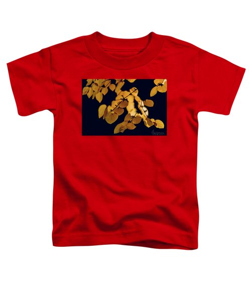 Golden Toddler T-Shirt