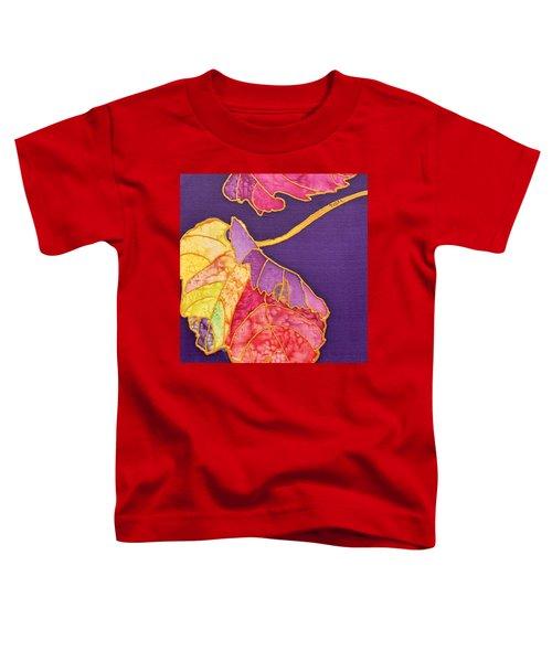 Grape Leaves Toddler T-Shirt