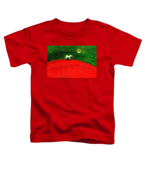 Green Night Toddler T-Shirt