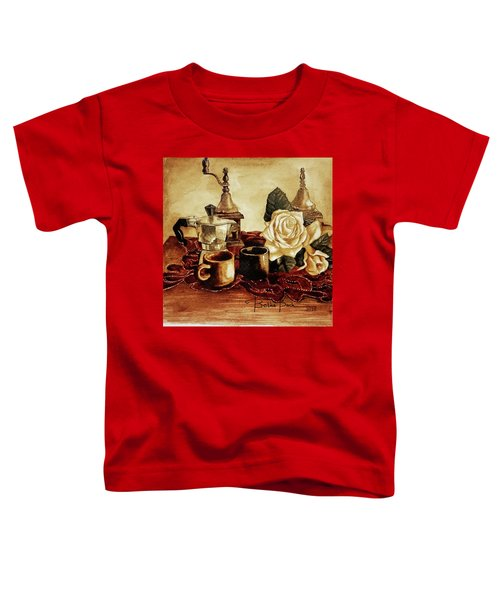 Grounded Roses 1 Toddler T-Shirt