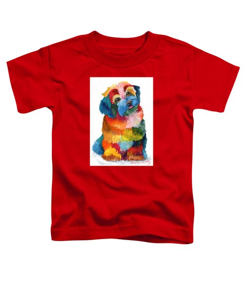 Hava Puppy Havanese Toddler T-Shirt