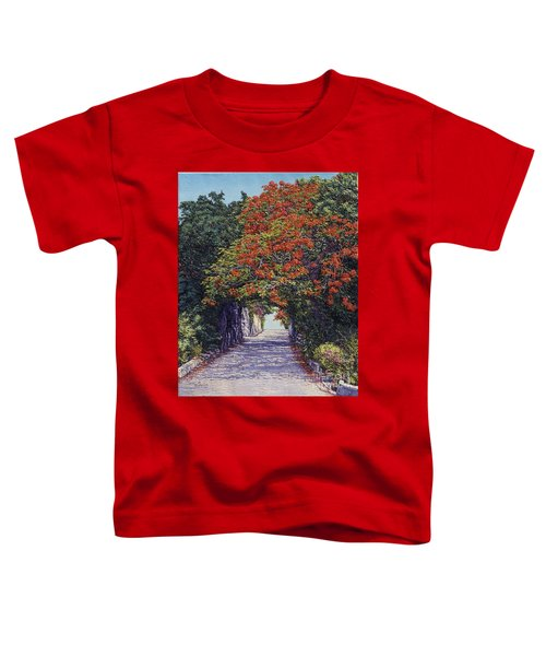 Hawkins Hill Toddler T-Shirt