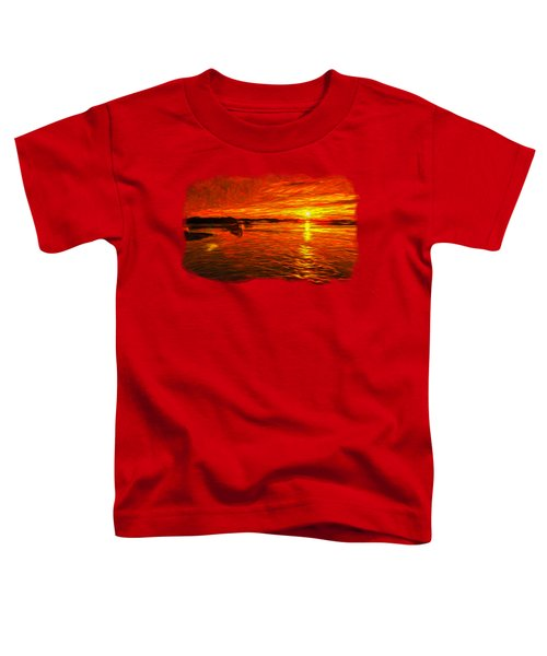 Heavens Of Fire 2 Toddler T-Shirt