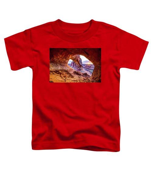 Hidden Alcove Toddler T-Shirt