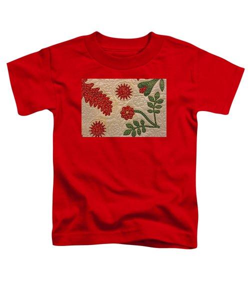 Historic Quilt Toddler T-Shirt