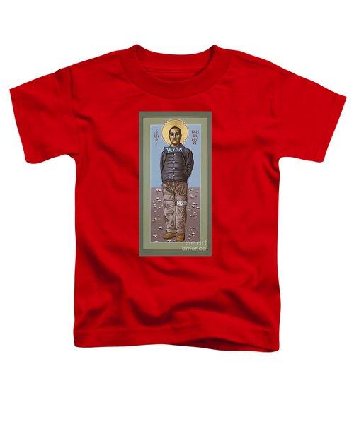 Holy Prophet Benjamin Salmon 083 Toddler T-Shirt