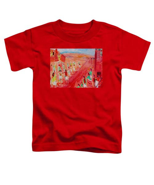 Hopi Indian Ritual Toddler T-Shirt
