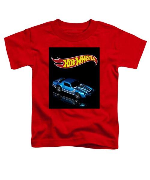 Hot Wheels 67 Pontiac Firebird 400-3 Toddler T-Shirt