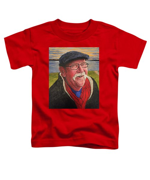 Hugh Hanson Davidson Toddler T-Shirt