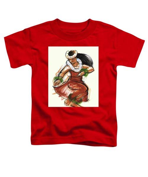 Hula Kona Toddler T-Shirt
