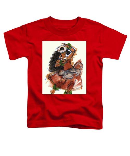 Hula Puna Toddler T-Shirt