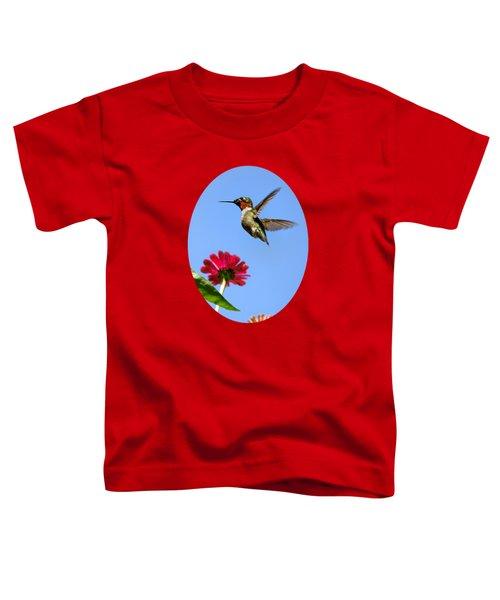 Hummingbird Happiness Toddler T-Shirt