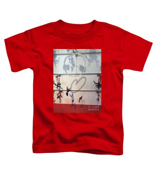 Hummingbird Shadows Toddler T-Shirt