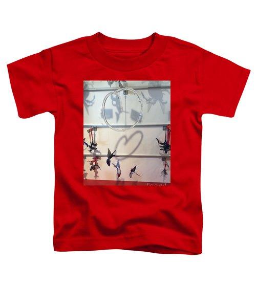 Hummingbird Shadows Toddler T-Shirt