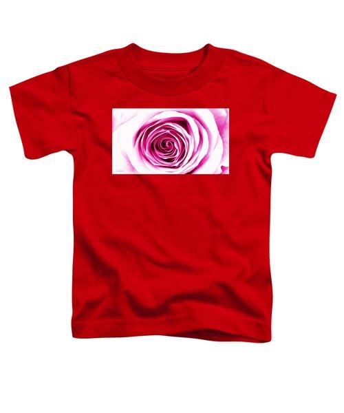 Hypnotic Pink Toddler T-Shirt