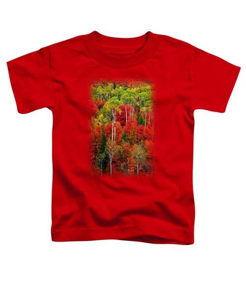 Idaho Autumn T-shirt Toddler T-Shirt