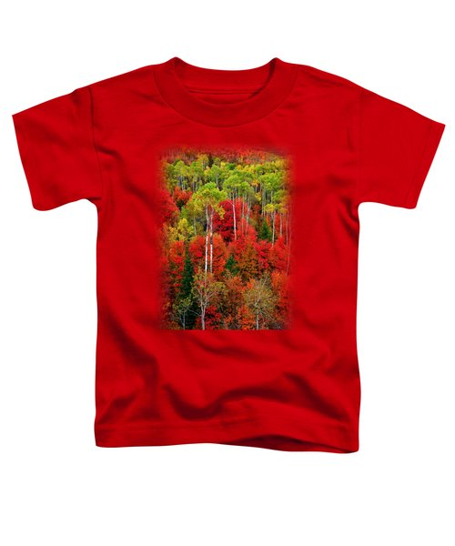Toddler T-Shirt featuring the photograph Idaho Autumn T-shirt by Greg Norrell