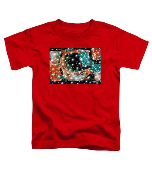 In The Beginning... Toddler T-Shirt