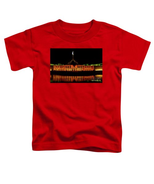 In The Light Of Magna Carta Toddler T-Shirt