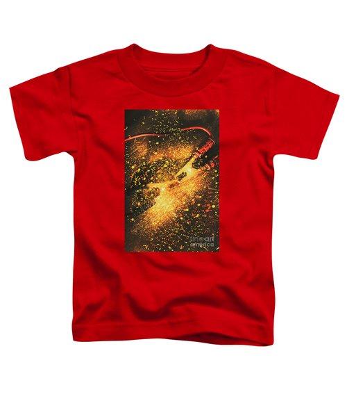 Industrial Jump Start Toddler T-Shirt